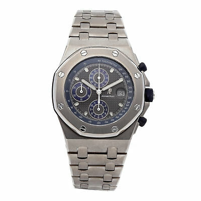 Audermars Piguet Royal Oak Offshore Chronograph Mens Watch 25721TI.O1.1000TI.01