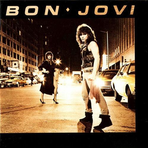 Bon Jovi - Bon Jovi [New Vinyl LP] 180 Gram