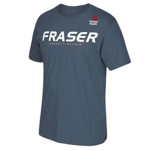 2019 CrossFit Games Tapis Fraser Mayhem Jersey Tee T Shirt Homme Petit Neuf Avec Étiquettes