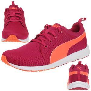 21 Schuhe Damen Kinder Sneaker Rot 187894 Runner Puma Jr Carson Ixgq8I6X