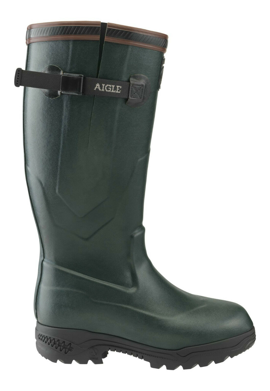 Aigle Wellies Course 2 Siberie Alaska Neoprene + Faux fur up to -40°C