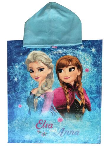 Disney Frozen Poncho Cotton