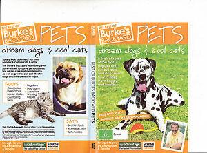 Burkes Backyard Dogs burkes backyard:dream dogs and cool cats-1987/2004-tv series