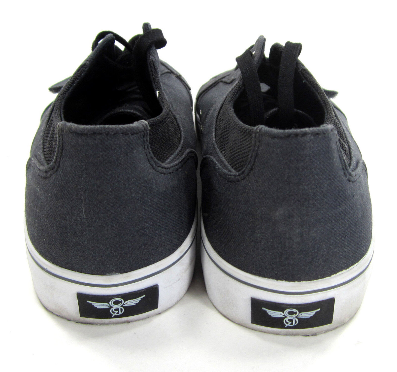Creative Dark Recreation Schuhes Cesario Lo Dark Creative Gray Sneakers Größe 11.5 0ed81d