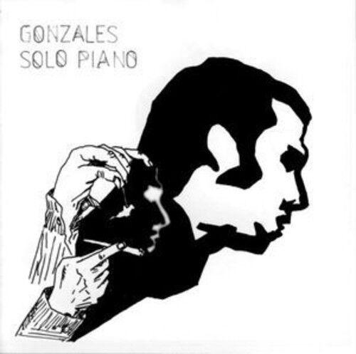 Chilly Gonzales - Solo Piano [New Vinyl] Bonus CD, Canada - Import