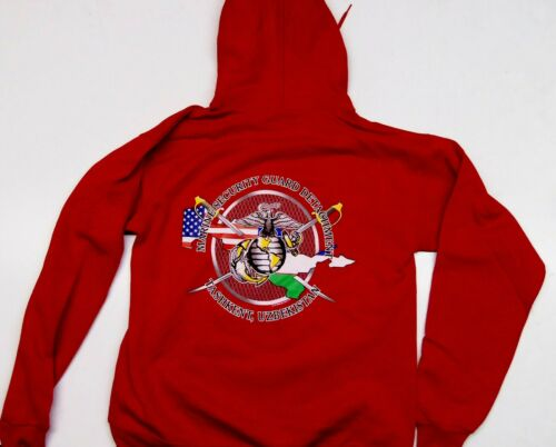 Marine Security Guard Detachment Tashkent hoodie