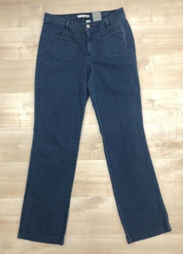 Moderne Nwt Fit Taille Stretch Medium Relaxed M Chicos Nouveau 1 Regular Jeans Fit 0CnwU0qf
