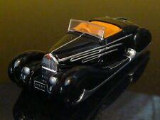 Iran Persian M.Reza Shah Pahlavi Classic 1939 Bugatti 57C Cabriolet 1/64 Scale.