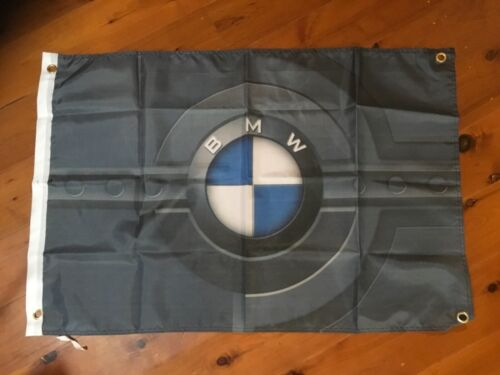 Bmw Man cave flag sign Banner Poster holden ford pool room Mercedes Benz jaguar