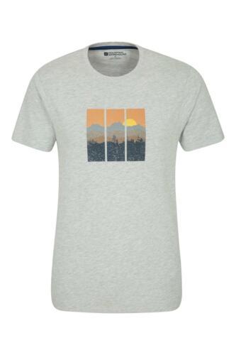 Mountain Warehouse Men Vertical Limits Tee Tshirt