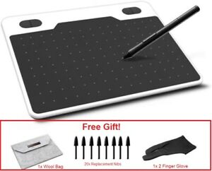 6-Inch-Graphic-Tablet-Digital-Whiteboard-Universal-For-Pc-amp-Smartphone-Classroom