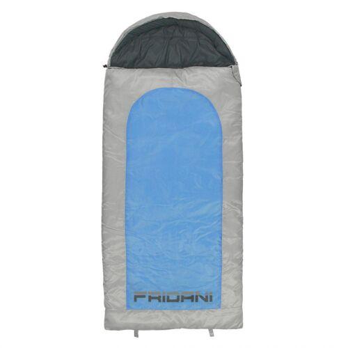 Fridani BB 180K short - Saco con formato sábana, 180x80cm, 1700 g, -15°C (ext),