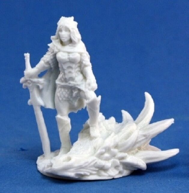Reaper Bones 77039 Janan Female Dragon Slayer