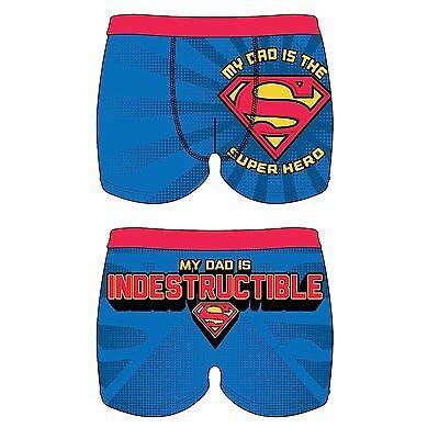Men/'s Multi Character Boxer Supereroe Novità Biancheria Intima Pantaloncini S M L XL