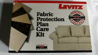 Levitz Fabric Protection Plan Care Kit 7 Years Stain & Structure Guard Box