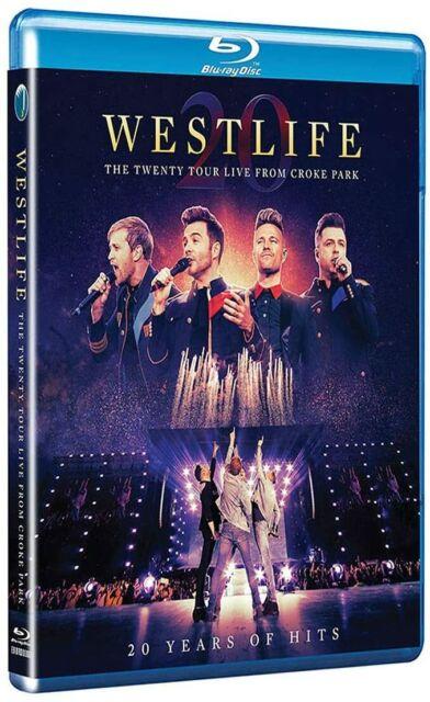 Westlife - THE TWENTY TOUR-LIVE FROM CROKE PARK (Blu-Ray)