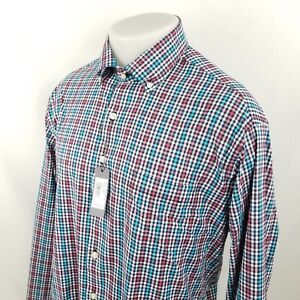 d0728fc02c5a Image is loading Peter-Millar-Summer-Comfort-Button-Down-Shirt-Multi-
