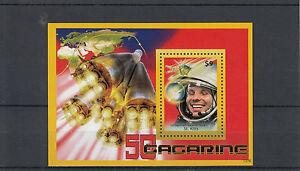 St-Kitts-2013-MNH-Yuri-Gagarin-1v-S-S-Space-Anniversaries-Vostok-I