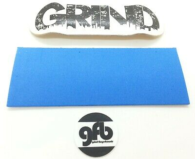 GRiND Fingerboards LIME GREEN SMOOTHIE Foam Tape 1pc Self Adhesive ~110x43mm