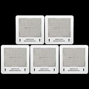 5 Ozone Plates For Alpine Ecoquest Vollara Living Air