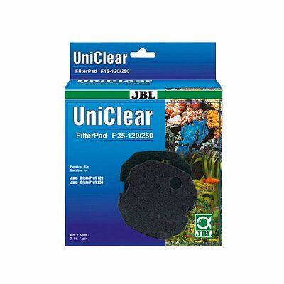 Pour Cristal Profi 120/250 To Ensure A Like-New Appearance Indefinably Filter Media & Accessories Able Jbl Filtre Tablette F35 120/250 Fish & Aquariums