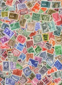Hungary old mix all pre 1951 - 500 Different Stamps