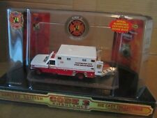 Baltimore City Fire Dept. Ford F350 92- 97 RESCUE Code 3 2003 TRUCK # 12 1/64