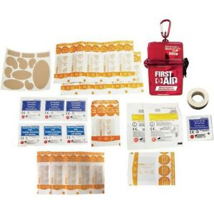 Adventure Medical Wound Care First Aid Kit Comes In Water-Resistan