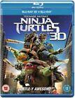 Teenage Mutant Ninja Turtles Blu-ray 3d Region