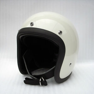 Open-face-motorcycle-helmet-fiberglass-retro-vintage-cool-custom