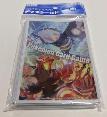 Pokemon TCG Primal Groudon Kyogre Sleeves Pack (32) Sleeves Per Pack