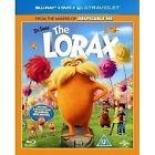 Dr Seuss' The Lorax Blu-ray DVD UV Copy Region