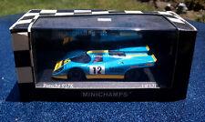 Minichamps 1:43 Porsche 917K Interserie Champion 1970 Neuhaus #12