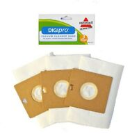 Bissell Digi Pro Canister Vacuum Bags (3pk) Genuine Part 32115