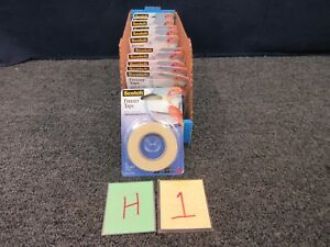Scotch Freezer Tape 3//4 x 1000 Inch 178