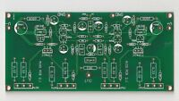 50W class A amplifier classical design MF A-100 PCB !