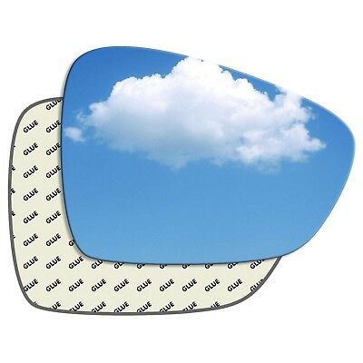 Hightecpl 11RS Right Driver Side Convex Door Wing Mirror Glass