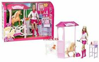 Barbie I Can Be Pony Doctor Doll And Horse Playset Exclusive V2221