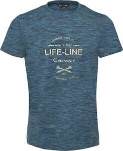 Life-Line Oakham Funktionsshirt Herren stretch Insektenschutz leicht kühlend NEU