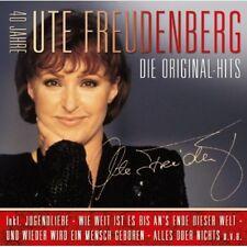 Ute Freudenberg - Die Original Hits: 40 Jahre Ute Freuden [New CD] Germany - Imp