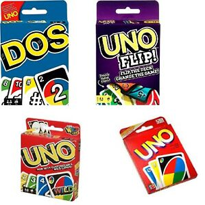 UNO-Card-Game-112-CARDS-Great-Family-FUN-Travel-Party-game-UK-Seller-FAST-POST