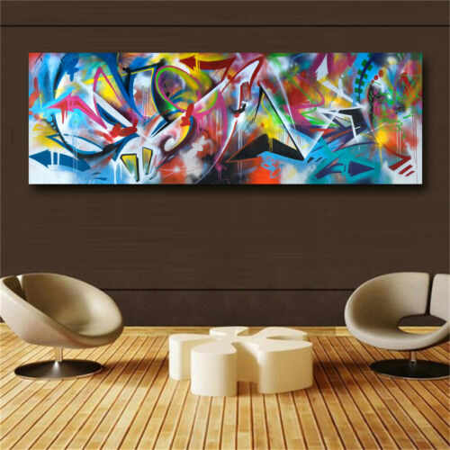 Wall Art Oil Paintings Abstract Picture Home Decor Canvas Print For Living Room
