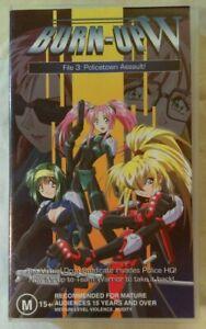 Burn-UpW-File-Volume-3-VHS-1996-Anime-OVA-Madman-Entertainment-ADV-Small