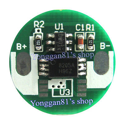 1S Li-ion Lithium 18650 Battery Input Ouput Protection Board
