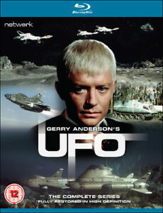 Details about UFO: The Complete Series Blu-Ray (2017) Ed Bishop ***NEW***