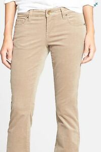 a41acc79f5c NEW KUT from the KLOTH Womens Karen Baby Bootcut Corduroy Brown ...