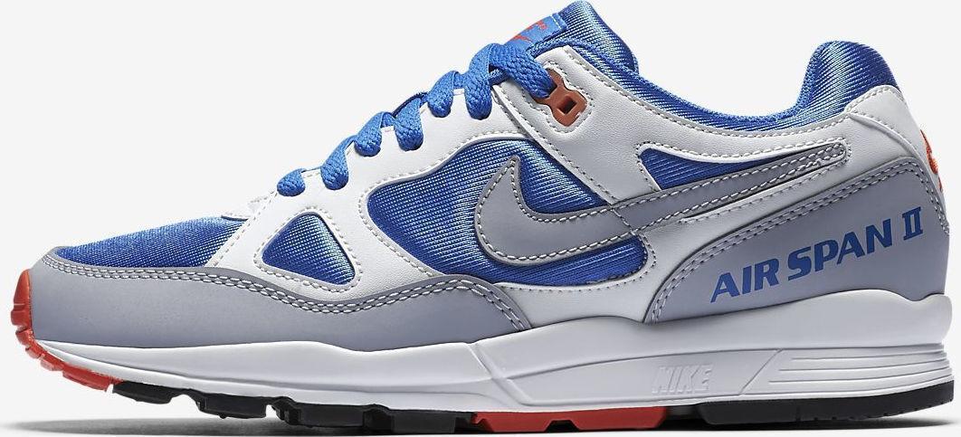 Nike Women's Air Span II MOUNTAIN blueE WOMENS SHOE SIZES AH6800-400