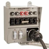 Reliance 306a (30216a/31406c/l1430f)-indoor Pro/tran Generator Transfer Kit