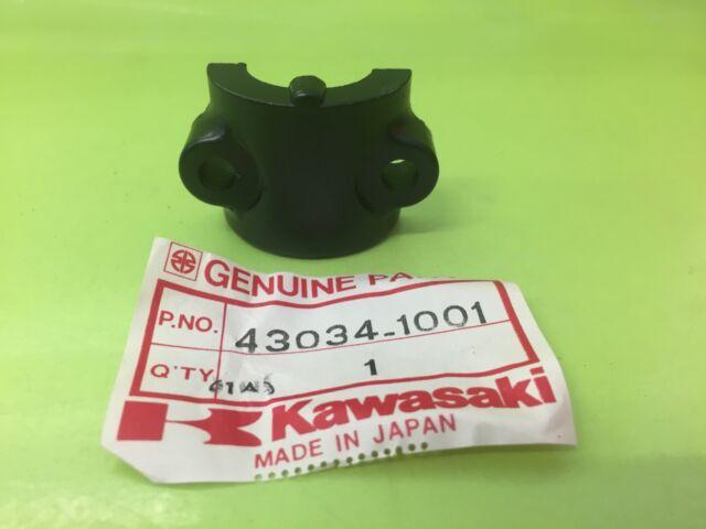Kawasaki NOS. KZ1000, KZ1300-A1,  HOLDER,MASTER CYLINDER, Part Number 43034-1001