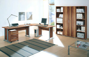 Arbeitszimmer Buroeinrichtung Buromobel Buro Komplettset Office Line